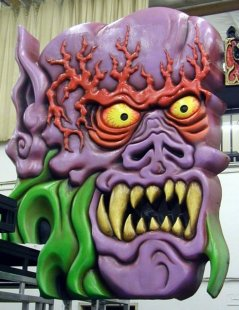 Rob Zombie stage prop for Wayne Toth