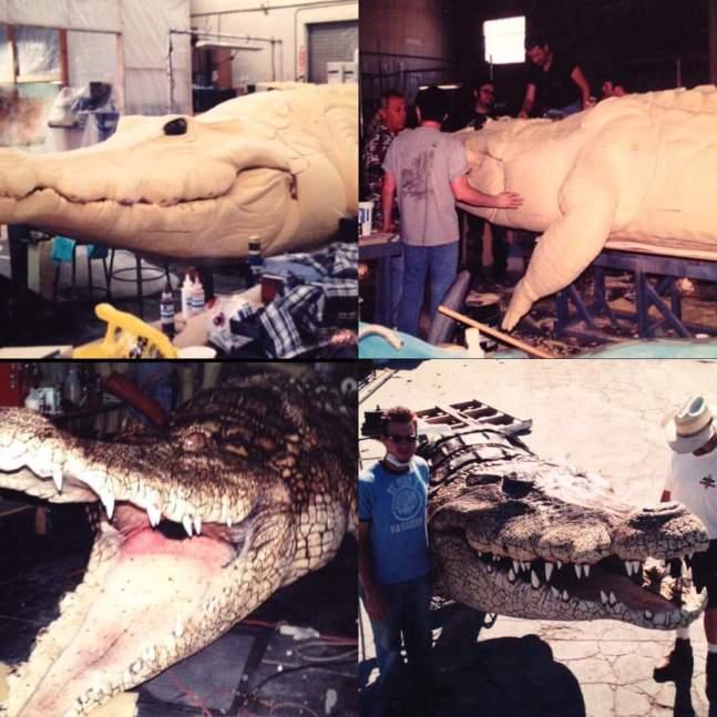 Primeval croc