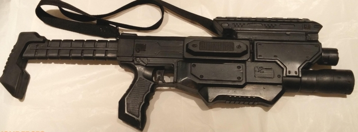 Terra Nova rifle
